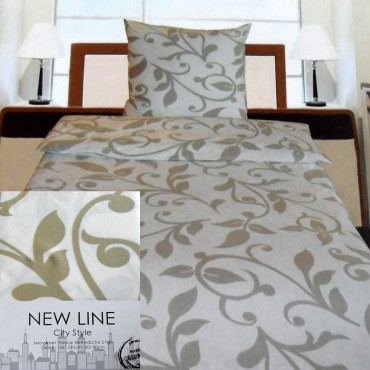 2 oder 4 tlg microfaser fleece bettw sche 155x220cm. Black Bedroom Furniture Sets. Home Design Ideas